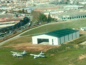 Museo catalán de aviación del aeropuerto de Sabadell
